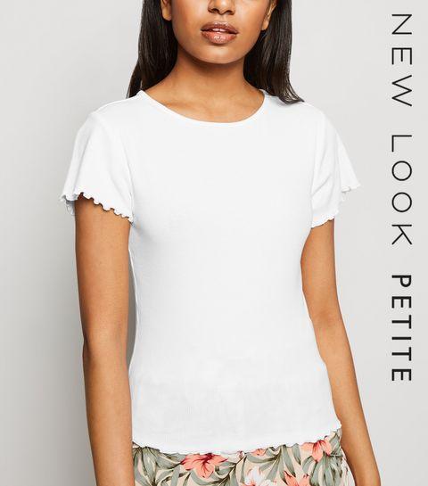 2796e499 Petite Tops   Petite Blouses & Petite Shirts   New Look