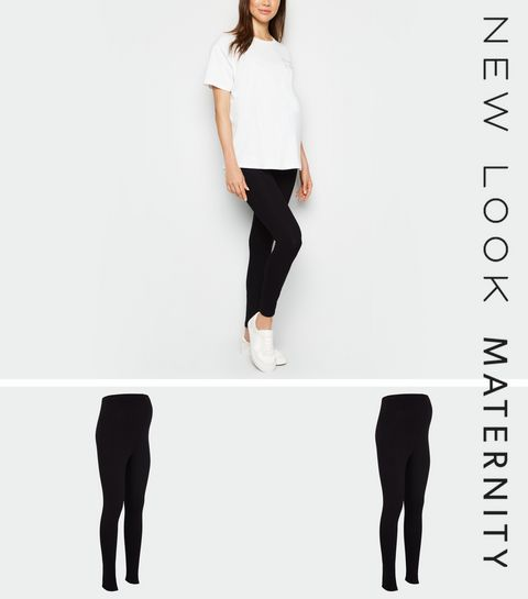 5f54ed62681b0 Maternity Leggings | Pregnancy Leggings | New Look