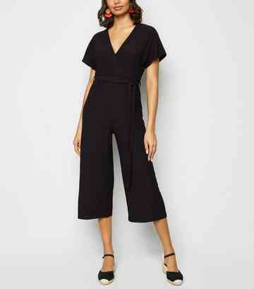 6f5558d08e32 Jumpsuits & Playsuits | Long Sleeve Jumpsuits | New Look