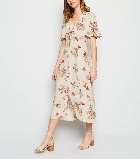 2e2f0388040e Floral Dresses | Floral Print Maxi & Midi Dresses | New Look