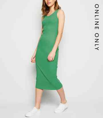 63122993293 Green Dresses | Lime, Emerald & Khaki Shades | New Look