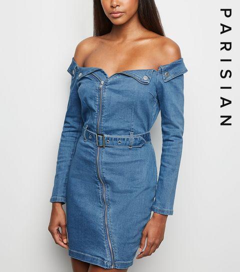 92c28472144 Bardot Dresses | Off The Shoulder Dresses | New Look