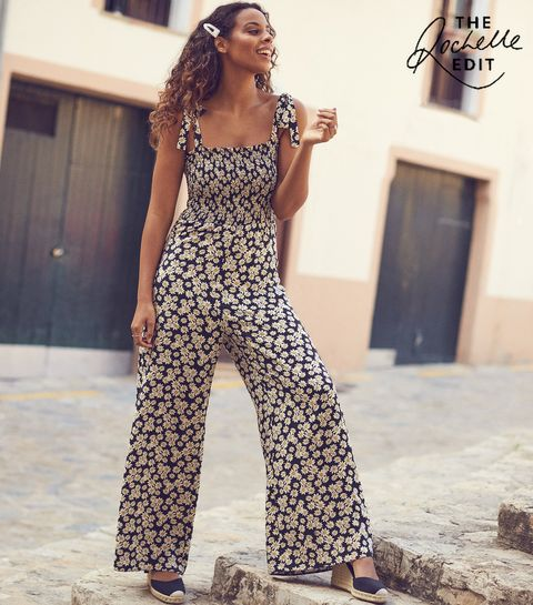 f29fbbe521cd Jumpsuits & Playsuits   Long Sleeve Jumpsuits   New Look