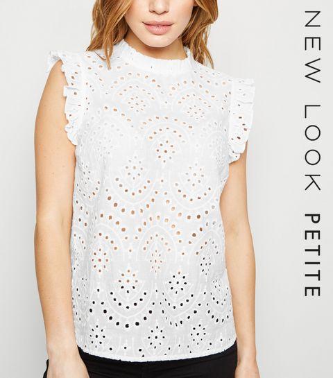 b8c83e9804c9 Petite Tops | Petite Blouses, Shirts & T-Shirts | New Look