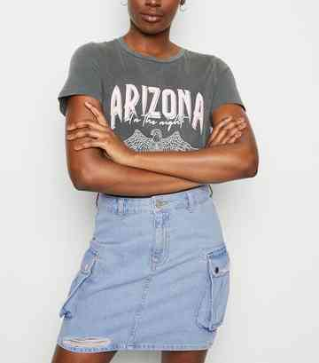 ef0c0aa72 Women's Denim Skirts | Jean Skirts | New Look