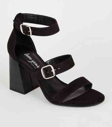 e22cc259e High Heel Shoes   Closed & Peep Toe Heels   New Look