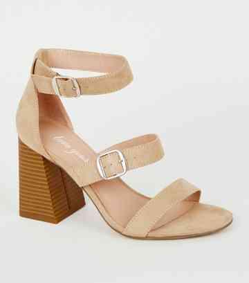 558c2b75 High Heel Shoes | Closed & Peep Toe Heels | New Look