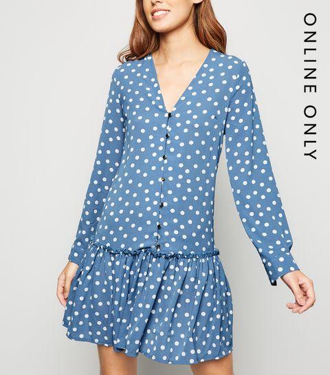 597d8dc3f29c Long Sleeve Dresses | Long Sleeve Mini & Maxi Dresses | New Look