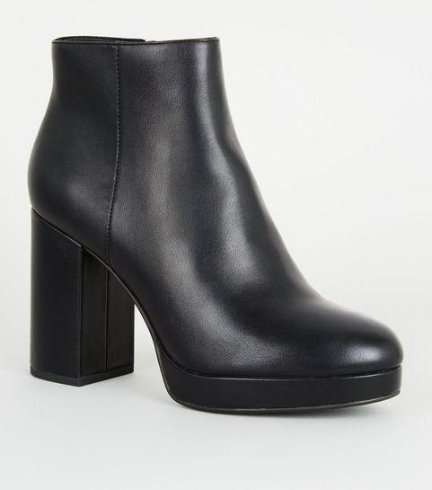 82e90b4c0b805 Women's High Heel Boots | Knee High & Ankle Boots | New Look