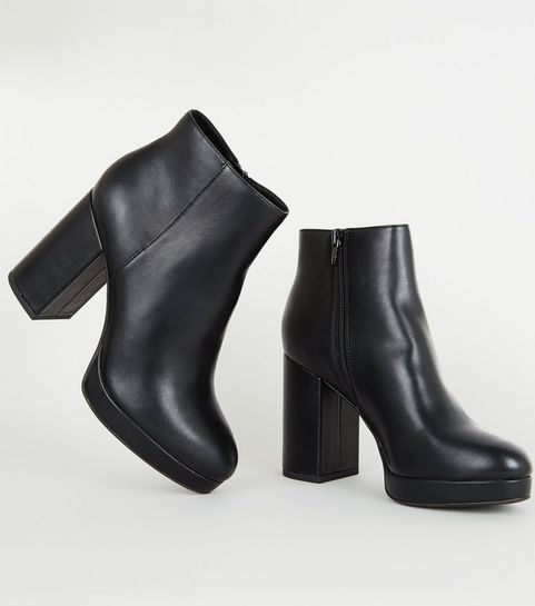 504f5489226 Women's High Heel Boots | Knee High & Ankle Boots | New Look