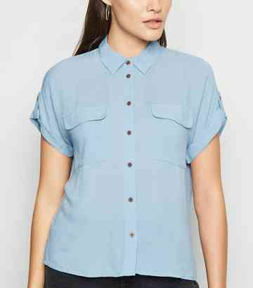 6ac07065c380 Women's Shirts & Blouses | Long Blouses & Shirts | New Look