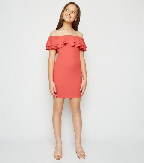 ad7531a39 Girls' Bodycon Dresses | Teens Bodycon Dresses | New Look
