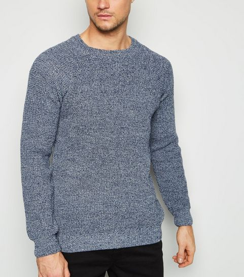 1eb427d96e4 Men's Knitwear | Men's Knitted & Cable Knit Jumpers | New Look