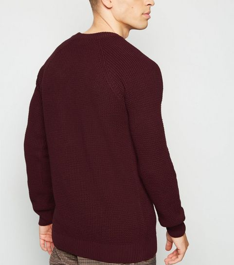 f6aec192696 Men's Knitwear | Men's Knitted & Cable Knit Jumpers | New Look