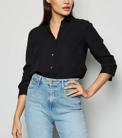 04182253118 Women's Shirts & Blouses | Long Blouses & Shirts | New Look