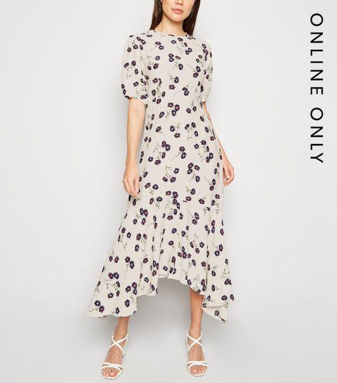 8486cb077623 Floral Dresses | Floral Print Maxi & Midi Dresses | New Look