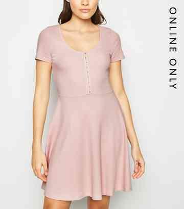 65121cf182 Pink Dresses   Blush, Hot & Baby Pink Dresses   New Look