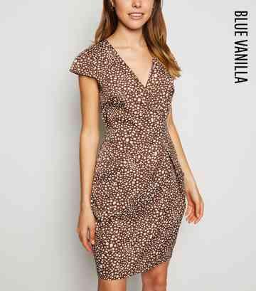 66a9c0e9560 Blue Vanilla Clothing | Blue Vanilla Dresses & Tops | New Look