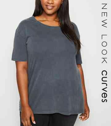 d1c62c71 Plus Size Tops | Plus Size Blouses & Shirts | New Look