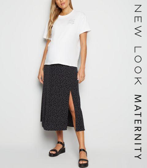 ab6e4e3f9db04 Maternity Skirts | Black Maternity Skirts | New Look