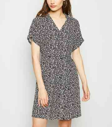 dd68aa752de Women's Tunic Dresses | Long Sleeve Tunic Dresses | New Look