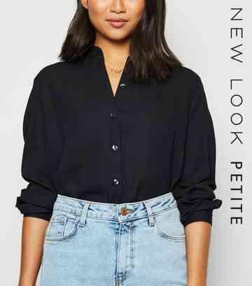 59cbd8a77131 Petite Tops | Petite Blouses, Shirts & T-Shirts | New Look