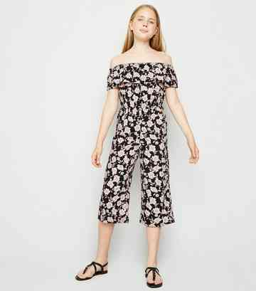 7e75c0bc5e55 Girls' Playsuits & Jumpsuits | Teen's Playsuits & Jumpsuits | New Look