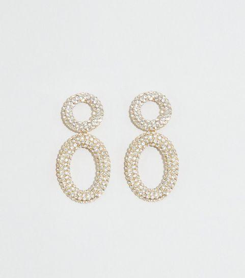fcc5dd0f0 Earrings | Stud, Cross, Long & Tassel Earrings | New Look