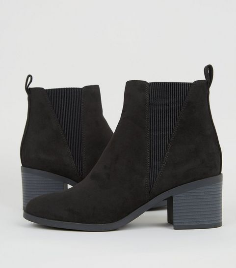 e8ed13f5129c2 Womens Ankle Boots | Heeled & Flat Styles | New Look