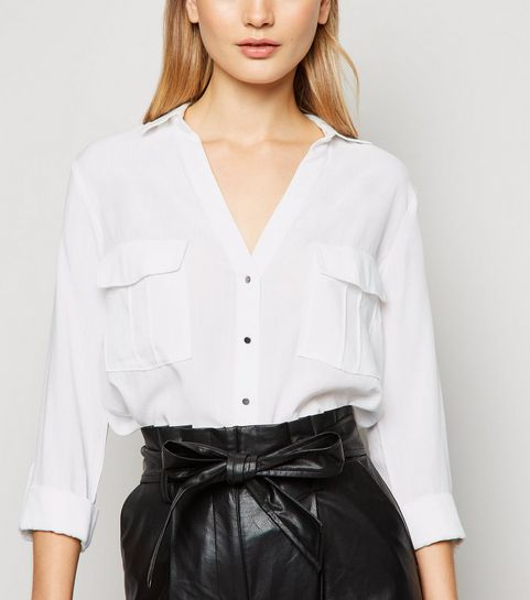e984dfd6c98 Women's Shirts & Blouses | Long Blouses & Shirts | New Look