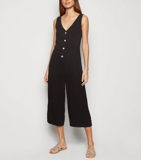 ee6aa37464 Jumpsuits | Striped Jumpsuits & Denim Jumpsuits | New Look