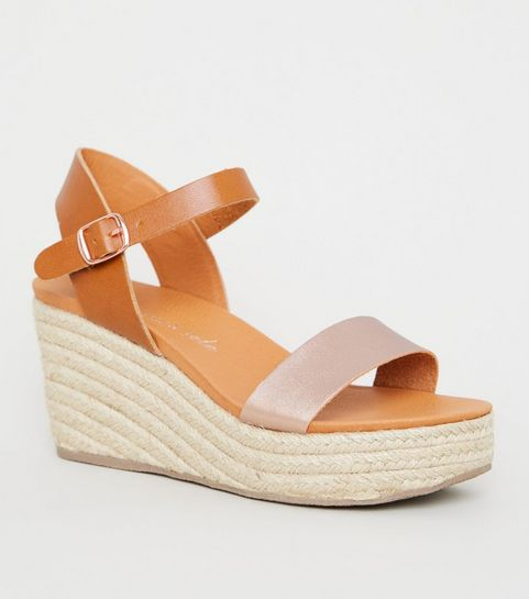 c0d0079fdc3 Heeled Sandals | Barely There & Strappy Heeled Sandals | New Look