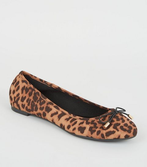 e11103092a5c Animal Print Shoes | Animal Print Boots & Heels | New Look