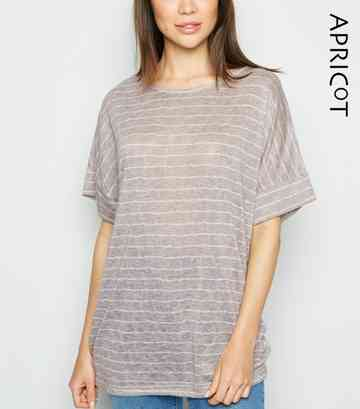 6fe21b9a774 Striped Tops | Women's Striped T-Shirts & Blouses | New Look