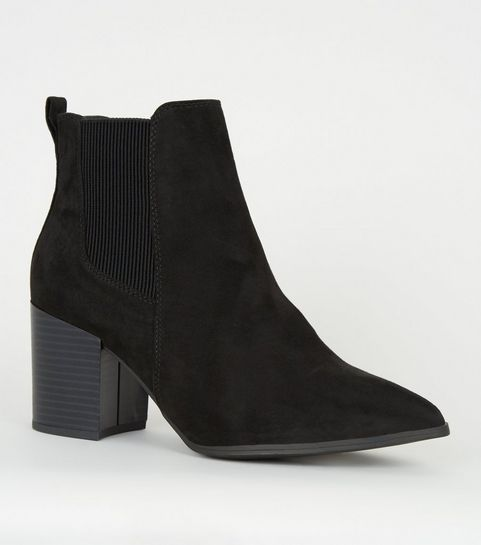 2f554b325c75c Ankle Boots | Womens Heeled Ankle Boots | New Look