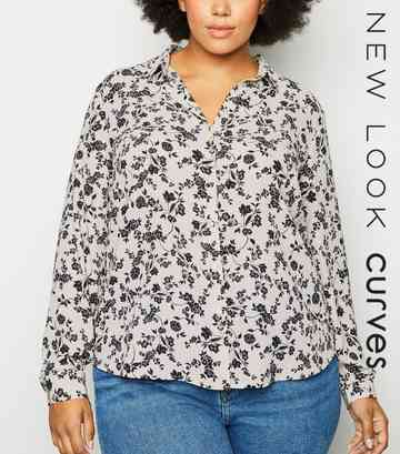 29ef34af6f7 Women's Plus Size Clothing   Tops, Dresses & Jeans   New Look