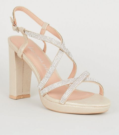 f1705b9af06 Block Heels | Womens Block Heel Shoes | New Look
