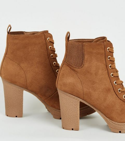 9b2f5db54d2 Ankle Boots | Womens Heeled Ankle Boots | New Look