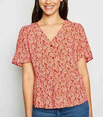 a9103dd5caa Women's Shirts & Blouses | Long Blouses & Shirts | New Look