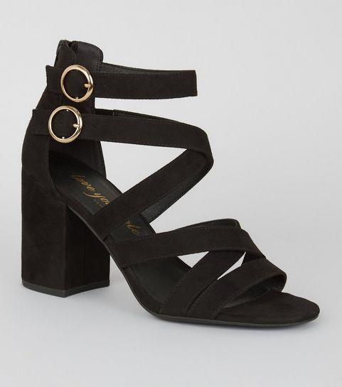 1446b5edf7f Mid Heel Shoes | Mid Heel Sandals & 3 Inch Heels | New Look