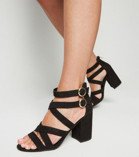 4ae5c275f3 Block Heels   Womens Block Heel Shoes   New Look