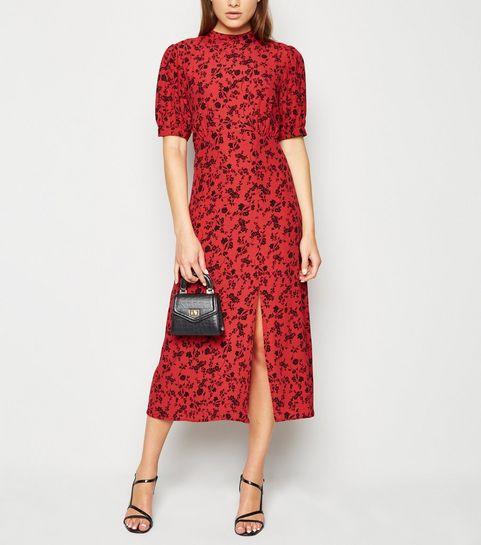 adf10095957 Floral Dresses | Floral Print Maxi & Midi Dresses | New Look