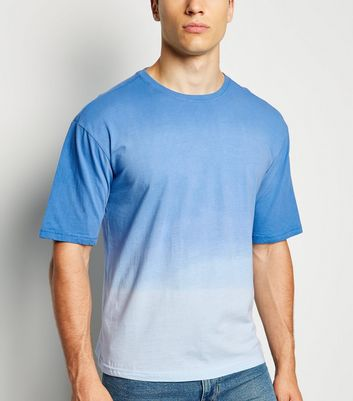 Bright Blue Ombré T-Shirt