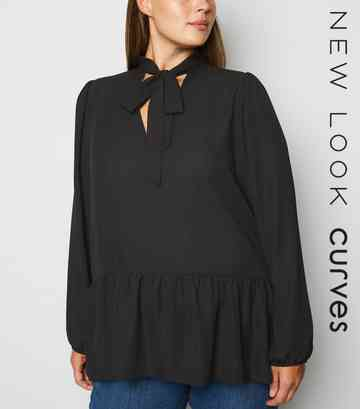 697315812c6f Plus Size Tops | Plus Size Blouses & Shirts | New Look