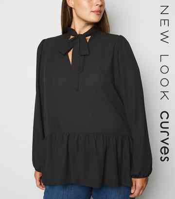 d52e33afb Plus Size Tops | Plus Size Blouses & Shirts | New Look