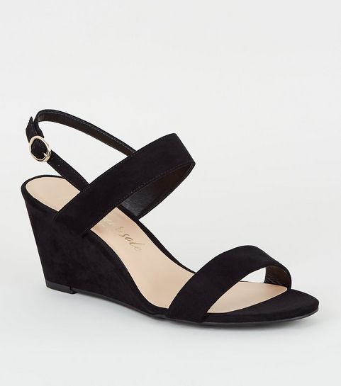 47023419c14 Wedges | Wedge Shoes & Wedge Sandals | New Look