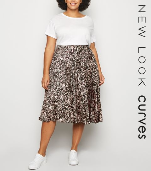 b16c73f0d Plus Size Skirts | Plus Size Midi & Mini Skirts | New Look