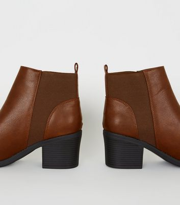Von Absatz Entfernen Optik Mit Später Hellbraune Wide Fit Chelsea Leder In Speichern Gespeicherten Stiefel Für Artikeln – OiuXPZkT