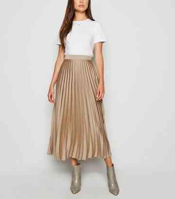 872200758d2495 Midi Skirts | Pleated Midi and A-Line Midi Skirts | New Look