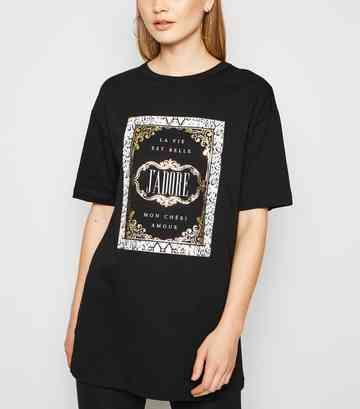 71ada59f4 Slogan Tees | Slogan & Logo T-Shirts | New Look